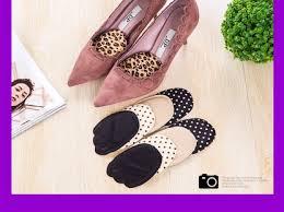 <b>1 pair</b> Soft High Heels Half Yard Mat <b>Foot</b> Protection Pad | Shopee ...