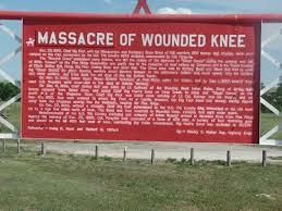 「Wounded Knee Massacre」の画像検索結果