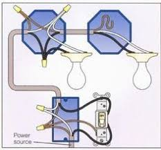 ceiling fan switch wiring diagram useful info & how to's Wire Diagram For Can Lighting wiring diagram for multiple lights on one switch power coming in at switch with wire diagram for lighting