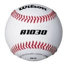 <b>Мяч бейсбольный wilson</b> a1030 official league baseball ball