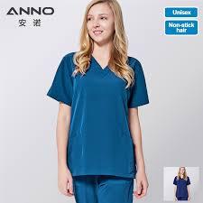 <b>ANNO Medical Clothes Scrub Hospital</b> Nursing <b>Uniform</b> Women ...