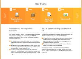 the best online essay writing service order now