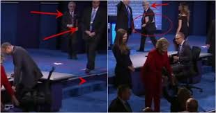 Image result for Hillary cheated at debate
