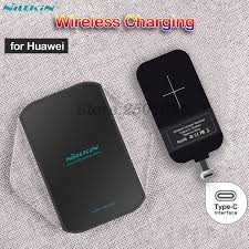 Беспроводное <b>зарядное устройство Nillkin</b> Qi Type C для Huawei ...