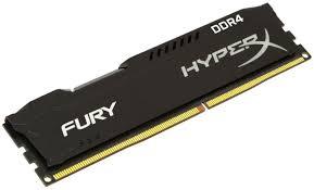 <b>Модуль</b> оперативной <b>памяти Kingston HyperX</b> Fury DDR4 DIMM ...