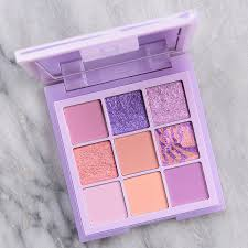 <b>Huda Beauty Lilac</b> Pastel Obsessions Palette Review & Swatches