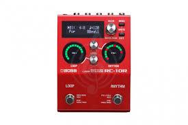 <b>Boss RC</b>-<b>10R</b> Rhythm <b>Loop Station</b> - гитарная <b>педаль</b> looper ...