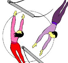 Resultado de imagem para trapezista
