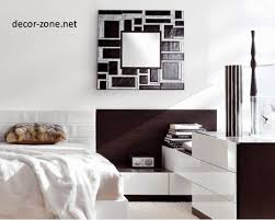 Mirrors For Walls In Bedrooms Master Bedroom Wall Decor Ideas Monfaso