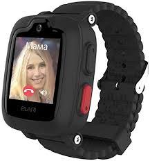 <b>Elari</b> 1894305 <b>KidPhone 3G</b> Black GSM-Tracker: Amazon.co.uk ...