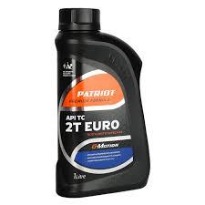 Купить <b>Масло полусинтетическое PATRIOT G-Motion</b> 2Т EURO ...