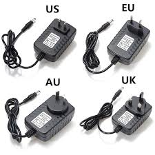 <b>AC 100 240V To DC</b> 6V 2A 12W Power Supply Charger Converter ...