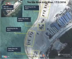 Image result for các giàn phóng hỏa tiển HQ 9 chống phi cơ trên đảo Phú Lâm thuộc quần đảo Hoàng Sa.