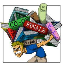 Image result for stress anxiety and exams