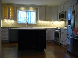 Under Cabinet Kitchen Light Battery Operated Under Cabinet Lighting Kitchen Cabinets Design
