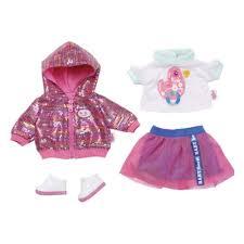 <b>Одежда для</b> кукол <b>ZAPF CREATION</b> 827-147 BABY born для ...