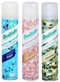 <b>Batiste</b> Набор сухих <b>шампуней Camouflage</b> + Fresh + Rose Gold ...