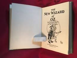 large discount outlet The Wizard of Oz- L. Frank Baum Very Rare ...