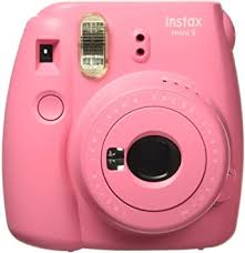 Fujifilm Instax Mini 9 Instant Camera, Flamingo Pink ... - Amazon.com