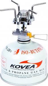 <b>Горелка</b> газовая <b>Kovea</b> Solo Stove <b>KB</b>-<b>0409</b>
