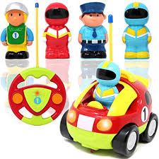 Joyin Toy Cartoon RC Race Car Radio Remote ... - Amazon.com