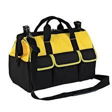 <b>Portable</b> Oxford Cloth Rubber-Soled Tools Bag <b>Large Capacity</b> ...