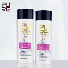 <b>Purc</b> 2 Pcs 100Ml <b>8</b>% <b>Formalin Keratin</b> Hair Treatment <b>Keratin</b> ...