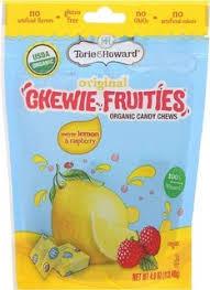 Torie & Howard, <b>Organic Candy Chews</b>, <b>Original</b> Chewie Fruities ...