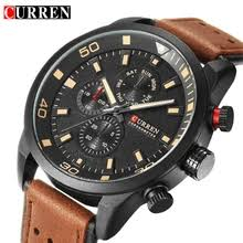<b>curren 8250 casual men</b> quartz watch