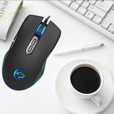 ro  <b>YWYT G830</b> 4 Colors USB Gaming Luminous Mice | Shopee ...