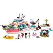 <b>Lego Friends</b> Rescue Mission Boat, Лего Френдс <b>Катер для</b> ...