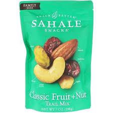 Sahale Snacks, <b>Trail Mix</b>, <b>Classic Fruit</b> + Nut, 7 oz (198 g) - Buy ...