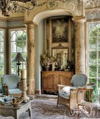 country living room ci allure: french country  french country