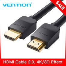 <b>Кабель Vention HDMI</b> 2,0 HDMI в HDMI, кабель 4K 3D для HD ТВ ...