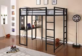 furniture tiny black iron computer bedroom black furniture sets loft beds