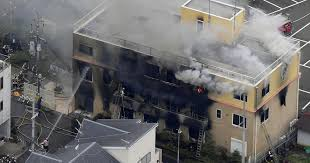 Kyoto Animation fire: Suspected arson <b>attack</b> in Japan <b>anime</b> studio ...