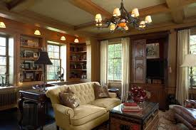 cheap sofas for sale family room traditional with area rug bookcase bookshelves built ins chandelier coffered animal hide rugs home office traditional