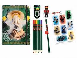 <b>Lego Ninjago Movie</b> Набор канцелярских принадлежностей 12 шт.