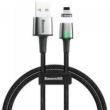 Кабель <b>Baseus Zinc</b> Magnetic USB для устройств с разъемом ...