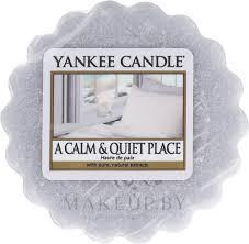 <b>Ароматический воск</b> - Yankee <b>Candle</b> Calm & Quiet Place <b>Wax Melts</b>