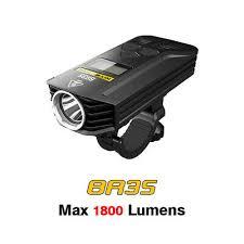 <b>Nitecore BR35 CREE XM-L2</b> U2 LED USB Rechargeable Dual ...