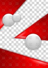 red abstract flyer design grey circles vector image  red abstract flyer design grey circles click to zoom
