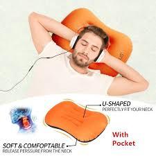 Square-type Lumbar <b>Pillow</b> Outdoor Pressing Self Automatic ...