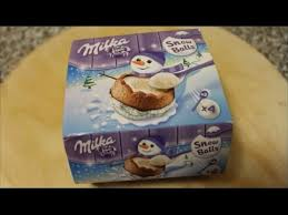 Сладости из Европы iSweets I <b>Milka</b> Snow Balls - YouTube