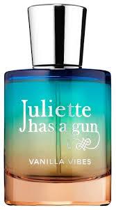 <b>Парфюмерная вода Juliette Has</b> A Gun Vanilla Vibes — купить по ...