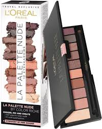 L'Oreal Color Riche <b>La Palette</b> Nude <b>Rose</b> 7g in duty-free at airport ...