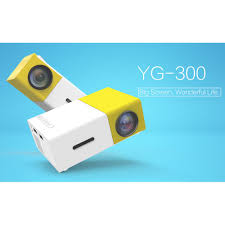 Portable <b>Pocket HD 1080P</b> Led Home <b>Mini</b> Projector YG300 ...