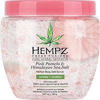 <b>Hempz Pink Pomelo</b> & Himalayan Sea Salt <b>Body</b> Salt Scrub ...