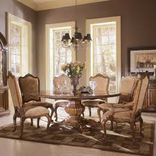Round Table Dining Room Sets Round Table Sets High Dining Table