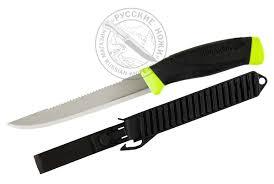 <b>Нож Morakniv Fishing</b> Comfort Scaler 150, #11893, нержавеющая ...